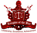 Knights of the Bar badge